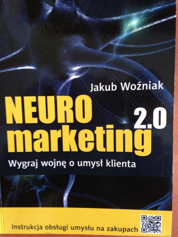 Sporo dobrej treści rodzimego praktyka neuromarketingu. Bez oszołomstwa typowego dla domorosłych praktyków NLP.
