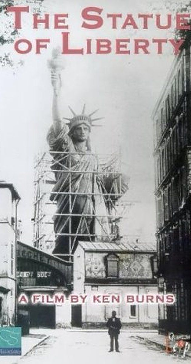 Directed by Ken Burns.  With James Baldwin, Tucker Burr, Ray Charles, Mario Cuomo. Documentary showing the history of the world-famous Statue of Liberty in New York harbor.