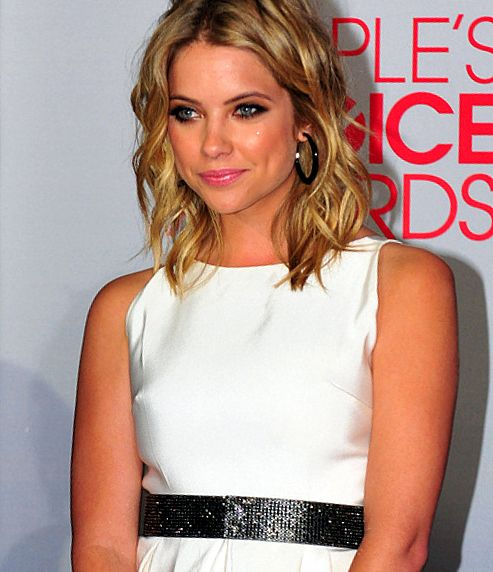 #PLL Pretty Little Liar Ashley Benson ~ No One is Perfect read about it at http://getreallol.com/ashley-benson/
