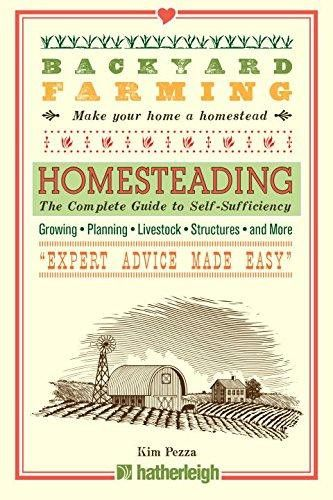 Your Backyard Farming Experience Begins Here! Join the Backyard Farming Movement and Turn Your Home into a Homestead! Backyard Farming: Homesteading is your all-in-one guide to successfully turning yo