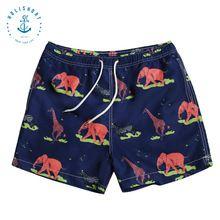 Holishort Troncos del traje de Baño Del Verano Corto de bain homme Pantalones de Playa Para Hombre de Dibujos Animados Impermeable Casual Pantalones Secos Velocidad HSMB16004(China (Mainland))