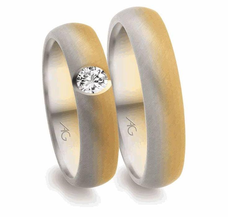 Eheringe Trauringe Gerstner Melting Colour 750 Gold 28643 #jewelry #jewels #jewel #fashion #gems #gem #gemstone #bling #stones #stone #trendy #accessories #love #crystals #beautiful #ootd #style #fashionista #accessory #instajewelry #stylish #cute #jewelrygram #fashionjewelry #verlobungsring #engagementring #engagement #verlobungsringe #trauringeschillinger #wedding #weddingrings #diamantring #diamondring