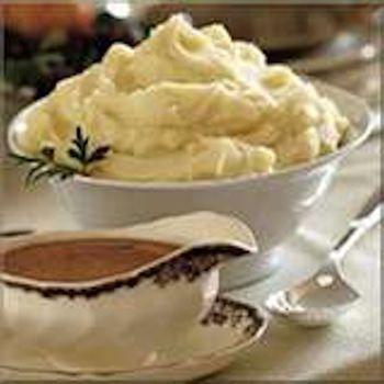 Creamy Mashed Potatoes Recipe from From KitchenAid, The Mystical Cookbook
