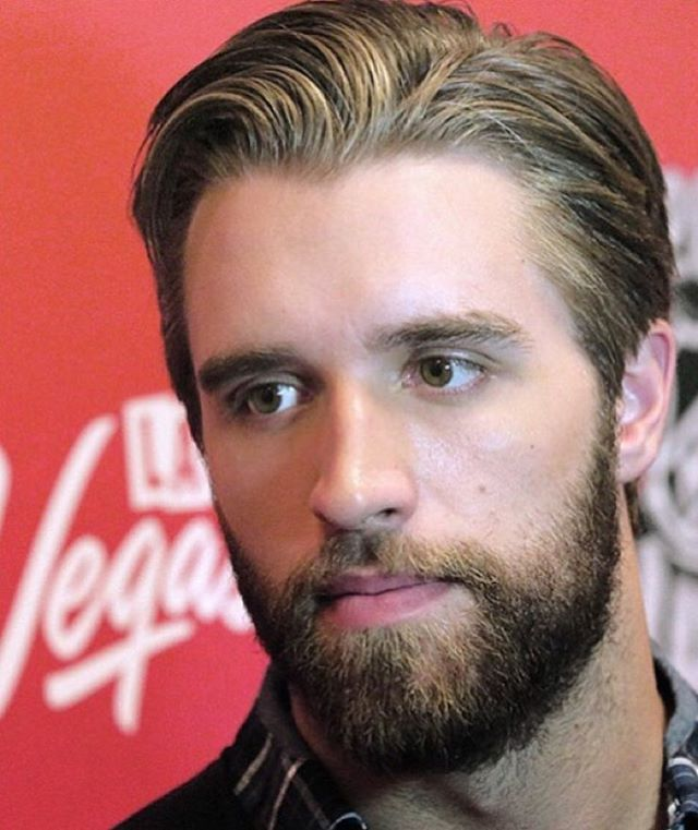 In deep thought about deep feelings. #deep Aaron Ekblad | Florida Panthers #hunksofhockey #iwouldpuckwithyou #flapanthers #aaronekblad #mcm #mancrushmonday @flapanthers
