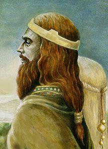 Brian Boru, High King of Ireland......MY ANCESTOR!!!
