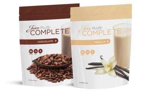 The Juice Plus+ Complete Shake Chocolate & Vanilla