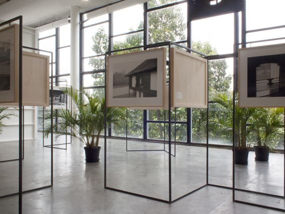「桂」 展示風景 サンパウロ・ビエンナーレ(2012年)