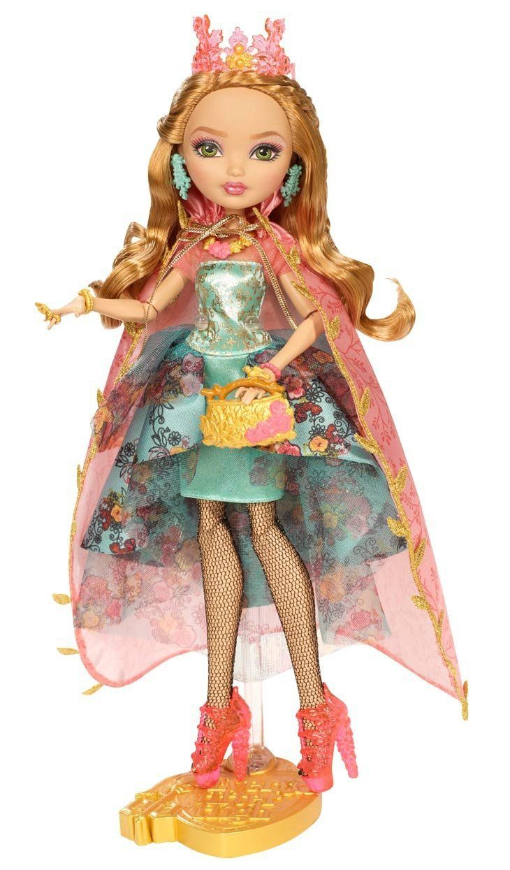 Amazon.com: Ever After High Legacy Day Ashlynn Ella Doll: Toys & Games