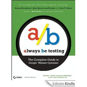 Always be Testing (Bryan Eisenberg)