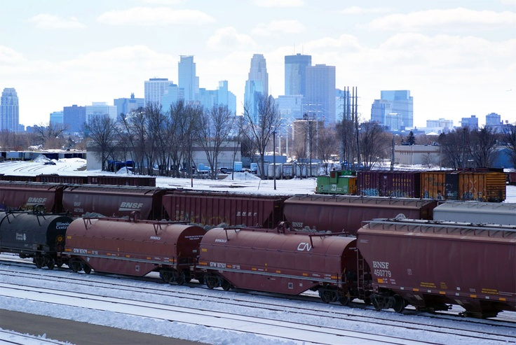 Minneapolis Train