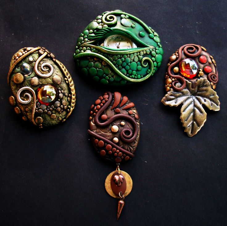 Polymer Clay Jewellery | Learn to Saint John