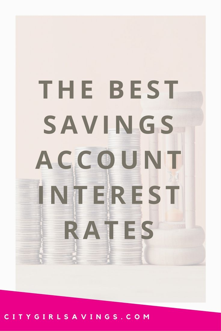 Best 25 savings account interest rates ideas on pinterest bank best savings account interest rates 1betcityfo Gallery