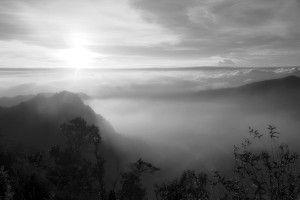 Gunung Bromo destinasi Wisata di Jawa Timur