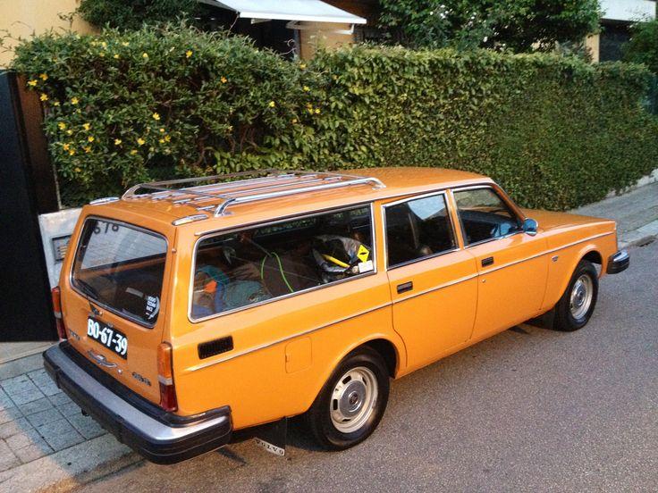 Volvo 245 Dl Volvo Pinterest