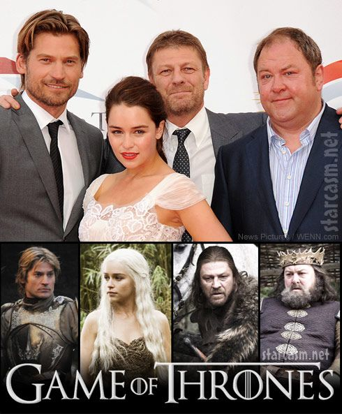 game of thrones cast and crew 2014