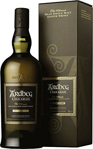 Ardbeg Uigeadail Single Malt Scotch Whisky 70cl Bottle: Amazon.co.uk: Grocery