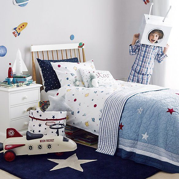 Space Bed Linen from The White Company