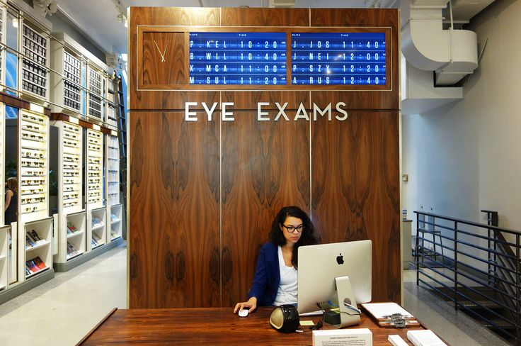 Customers can get a tactile experience trying on glasses at Warby Parker's shop in New York City. Joe LaPadula, OpenHouse-Soho real estate-mobile shopping.Dave Gilboa, Warby Parker.