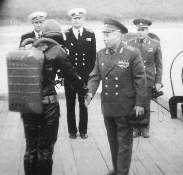 Легендарный морской спецназ Холуай