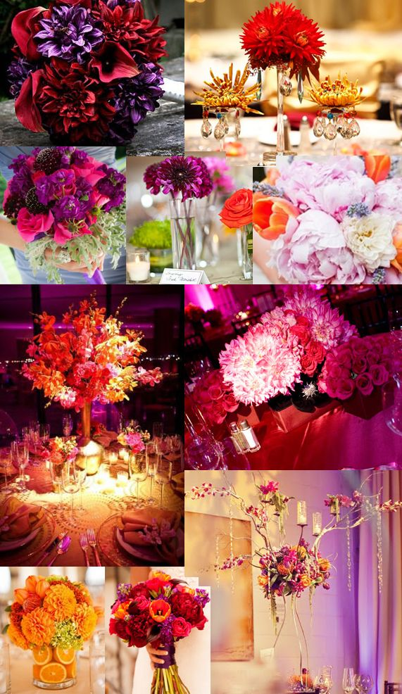 Moroccan Centerpieces & Flowers | | Moroccan Party ...