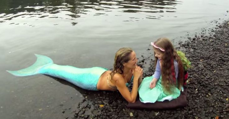 It was a magnificent sight on the shores of Loch Lomond in Scotland.  A mermaid came ashore to make a wish come true for a very special but gravely ill 8-year-old little girl named Lauren Cosgrove. Born at just 27 weeks, this brave princess has endured a great deal for her short time on this earth. …