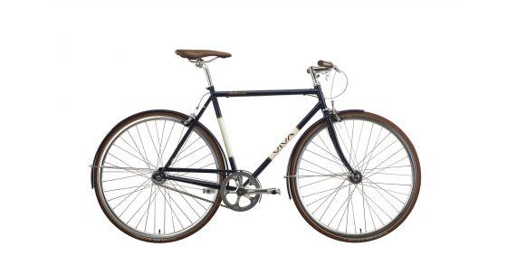 Lækker retro cykel med lækkert design! #cykler #design #vivabikes