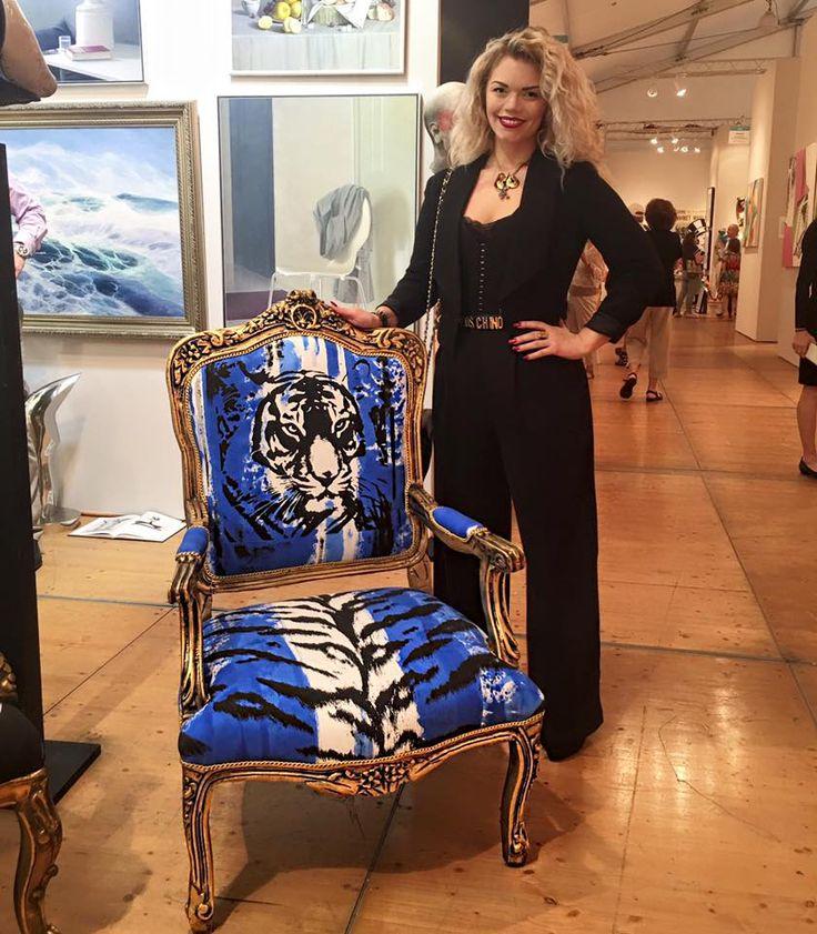 SWEDISH ART FORCE exhibition at Art Boca Raton Florida