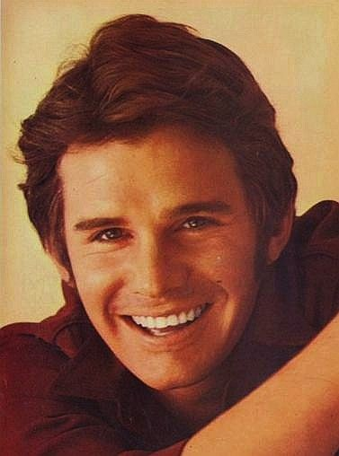 Dack Rambo---great Gussie, this was one gorgeous man!