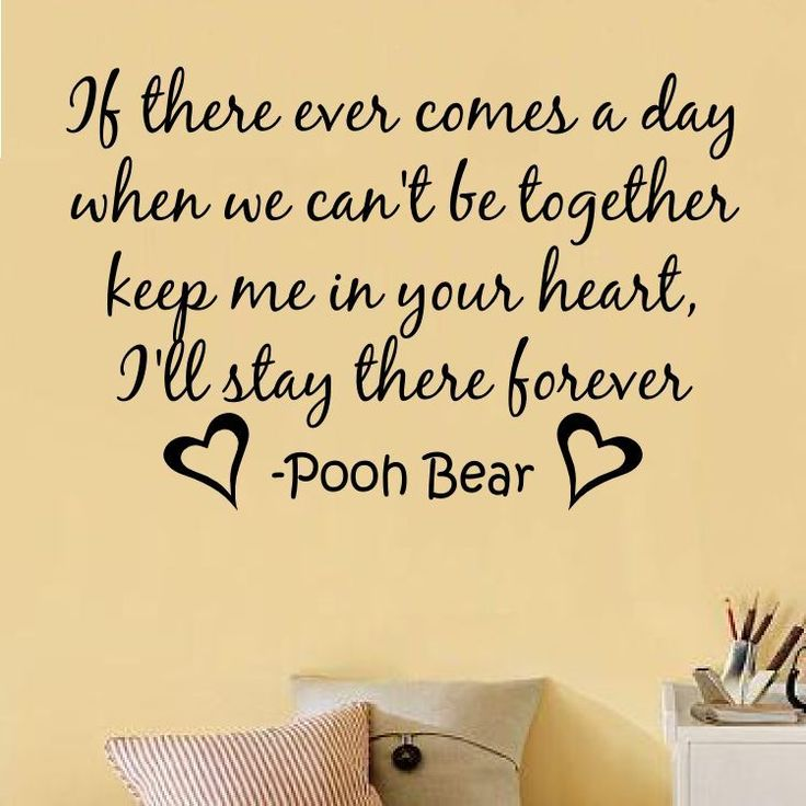 love Winnie the pooh =]: Sweet Quotes, Poohbear, Pooh Bears, Motivation Quotes, Winniethepooh, Favorite Quotes, Baby Rooms, Winnie The Pooh, Kids Rooms