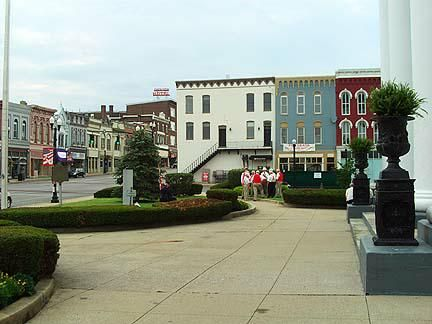 Downtown Richmond, KY