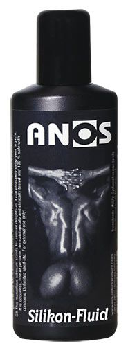 Anos silikone glidecreme - 100 ml fra Anos - Sexlegetøj leveret for blot 29 kr. - 4ushop.dk - Anos silikone glidecreme - fremstillet på silikonebasis som giver fremragende glideegenskaber og en længere holdbarhed under sexlege. Duft- og smagsneutral. Parfumefri. Drøj. Ideel samme med latexkondomer.