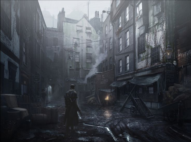 """The order 1886"" concept art."