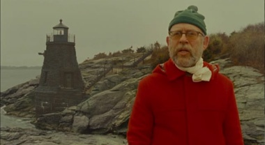 Watch this featurette from Moonrise Kingdom where the Narrator (Bob Balaban) introduces the Island of New Penzance. Now Playing In Select Theatres.