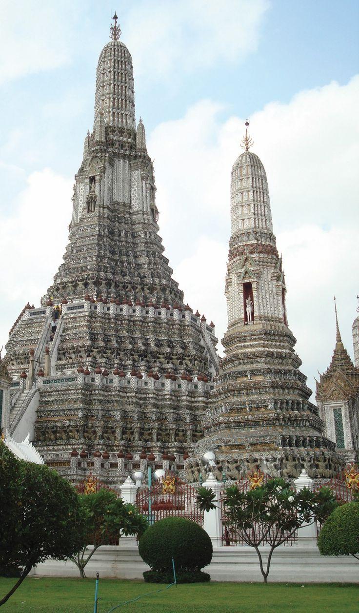 Wat Arun, Bangkok,Thailand.Bangkok Thailand, Bangkok Tailandia, Asia