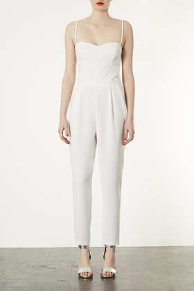 Strappy Tapered Jumpsuit