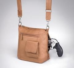 GTM 20 Concealed Carry Flat Sac Tan