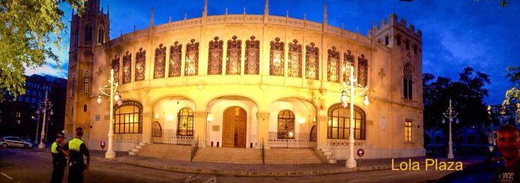 Palacio de la Exposición . Valencia