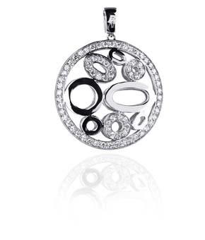 Kagi Jewellery, DIAMOND CONSTELLATION (pendant)