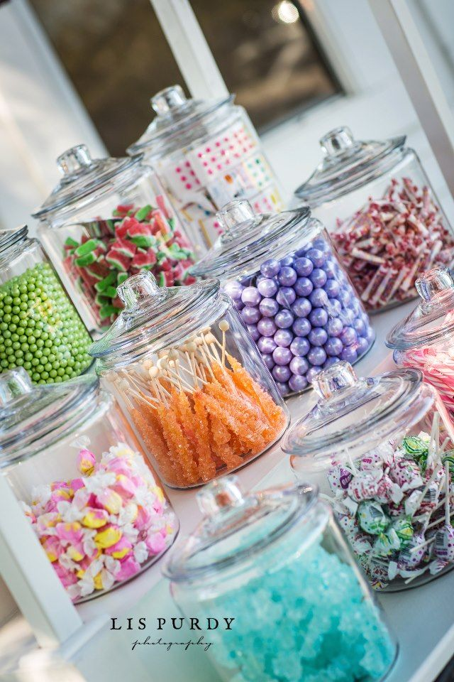 Custom Candy Cart serving the Greater Houston Area