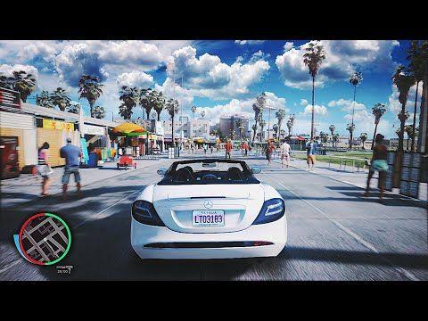 ◉ GTA 5 - 8k Resolution 60FPS 2x RTX 2080 Ti SLI Ultra
