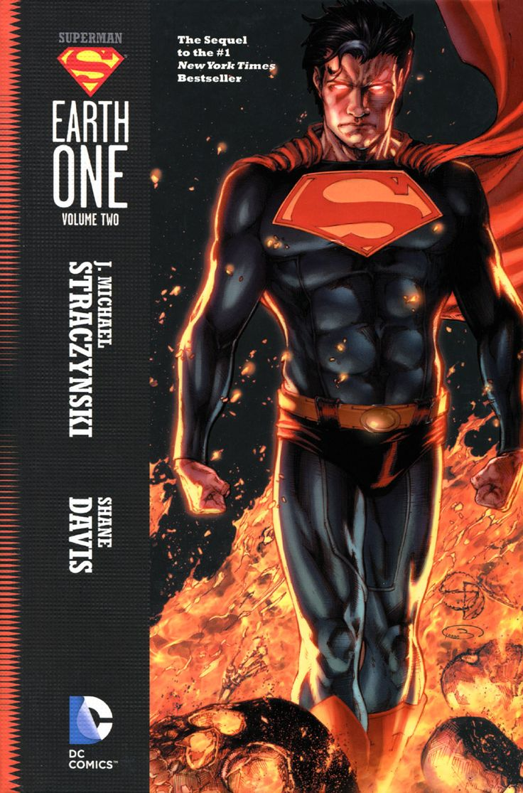 Superman - Earth One Volume Two (2012)