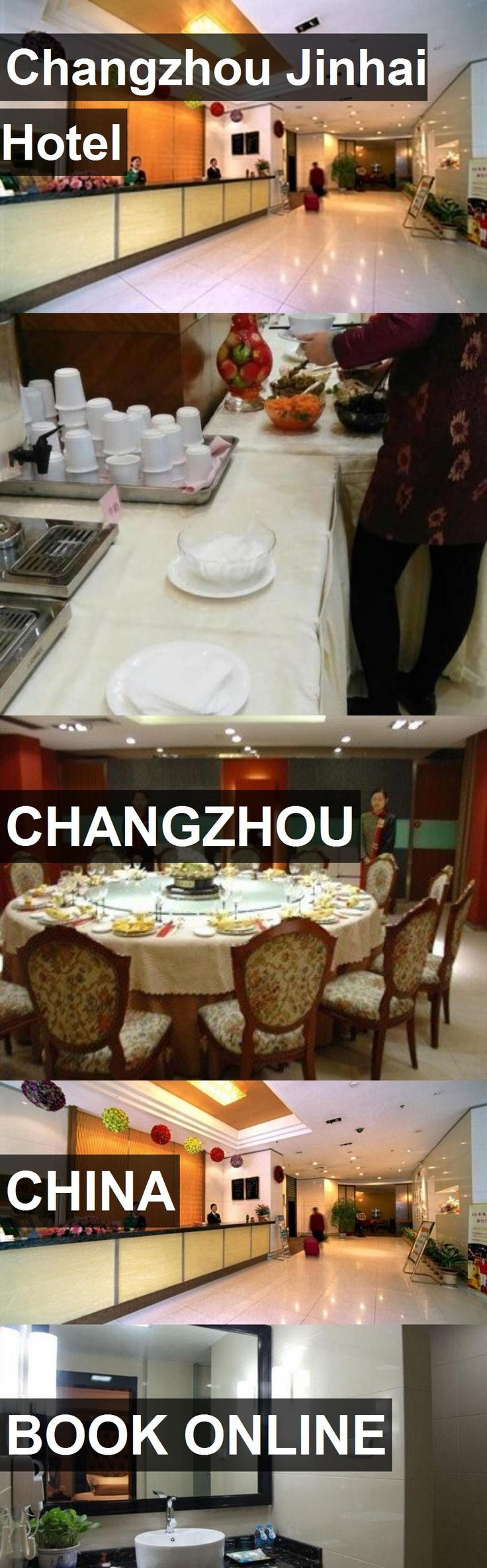 Hotel Changzhou Jinhai Hotel in Changzhou, China. For more information, photos, reviews and best prices please follow the link. #China #Changzhou #ChangzhouJinhaiHotel #hotel #travel #vacation