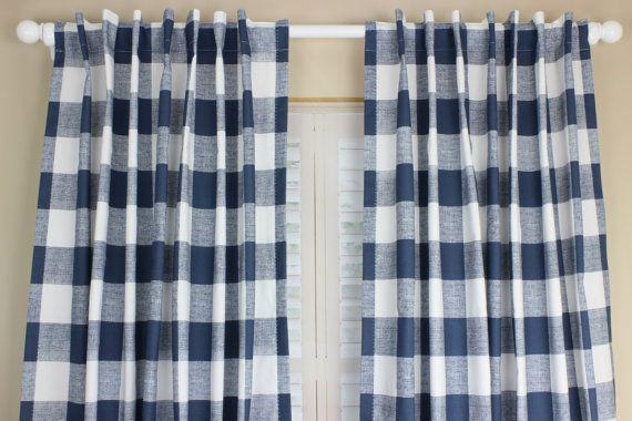 Best 25 Plaid Curtains Ideas On Pinterest Buffalo Check Curtains Buffalo Plaid Curtains And