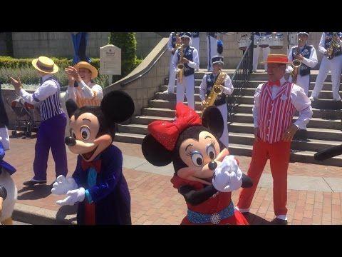 New Disneyland Band & Dapper Dans performance with characters at 60th Anniversary celebration - http://beauty.positivelifemagazine.com/new-disneyland-band-dapper-dans-performance-with-characters-at-60th-anniversary-celebration/ http://img.youtube.com/vi/SzMml4zA4OU/0.jpg