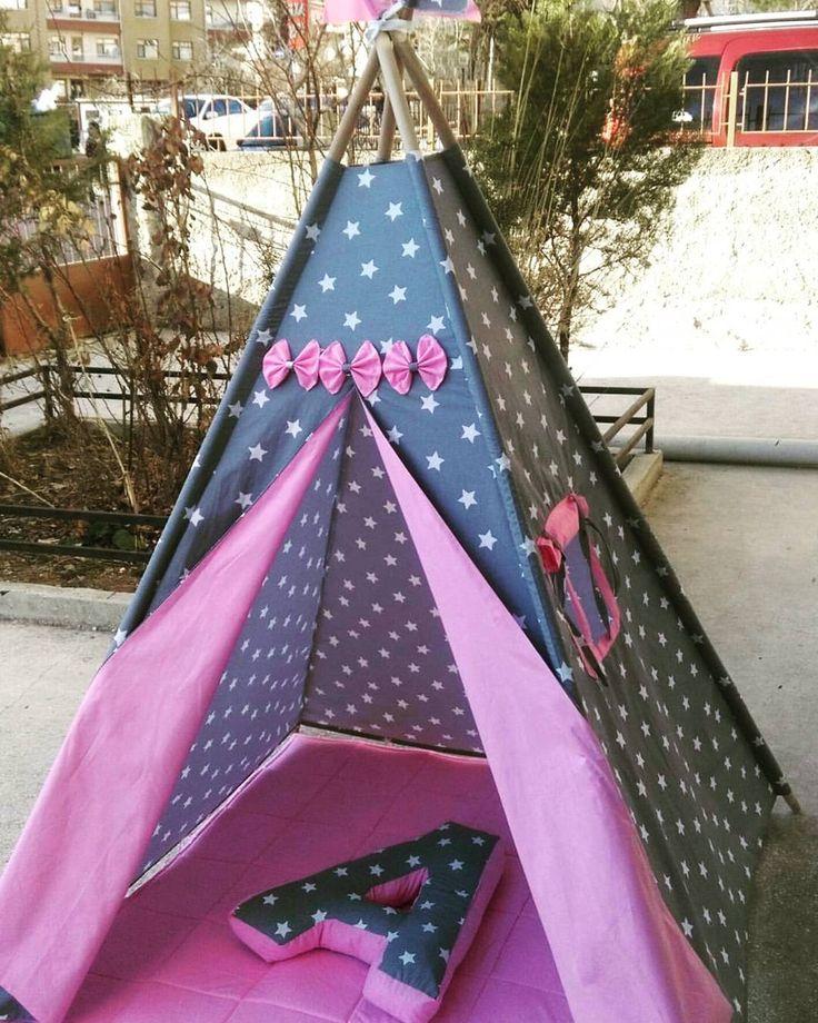 Günaydın hâlâ yaz gelmese de çadırlarını evde odalarında da kullanabilirler.  #oyuncuarkadasim #oyuncadiri #oyun #oyuncak #arkadaş #atölye #akıloyunları #eğitim #anne #anaokulu #family #cüce #children #çocuk #çocukolmak http://turkrazzi.com/ipost/1517268876517638452/?code=BUObAEdlwE0
