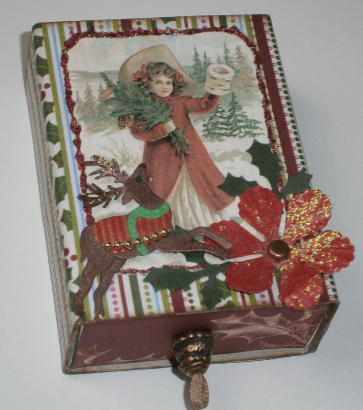 1000 ideas about empty cigar boxes on pinterest cigar for Blank matchboxes for crafts