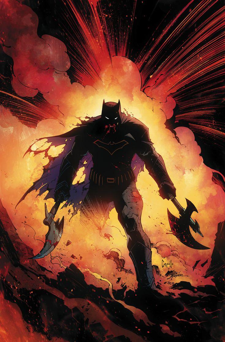 DC COMICS Full AUGUST 2017 Solicitations