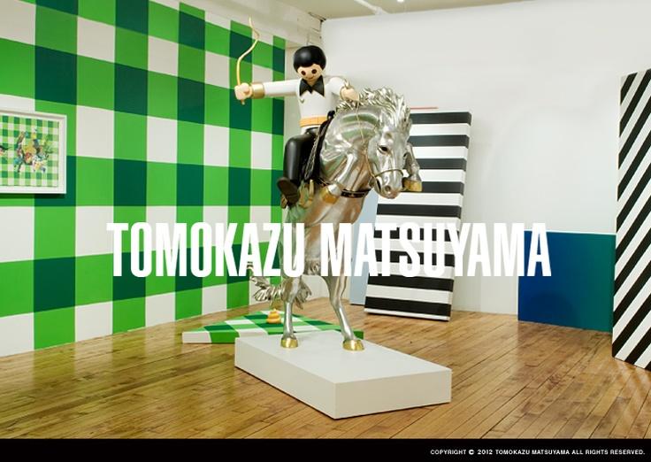 TOMOKAZU MATSUYAMA | Works
