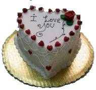 Send online Engagement Cakes to Chennai. Online order for free home delivery to