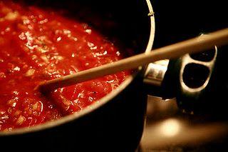 Low Calorie, Low Sodium Spaghetti Sauce
